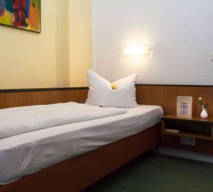 Einzelzimmer Standard Hotel Tiergarten Berlin