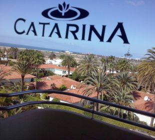 Ausblick vom Zimmer IFA Catarina Hotel