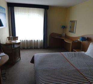 Unser Doppelzimmer Center Parcs Park Zandvoort Strandhotel