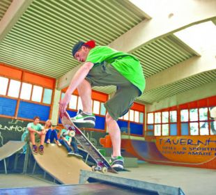 Funsporthalle Funsport-, Bike- & Skihotelanlage Tauernhof