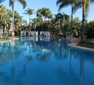 Großer Pool Hotel BlueBay Banús