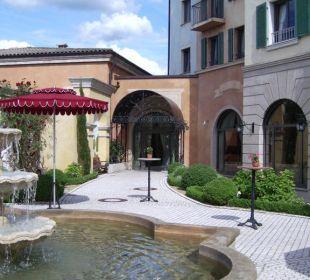 Oase der Ruhe Hotel Colosseo Europa-Park