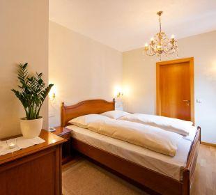 Ein Zimmer des Hotel Tyrol in Auer Hotel Tyrol