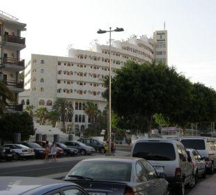 Hotel von der Strasse