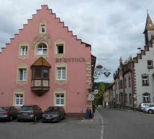 Ortsbild Hotel Landgasthof Rebstock