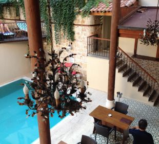 Aus Sicht der Galerie  Mediterra Art Hotel