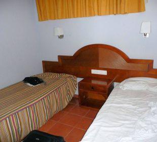 2 Schlafzimmer Hotel Dorotea