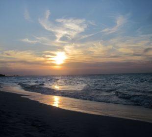 Abendstimmung Barcelo Solymar Beach Resort