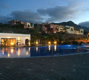 Pool und Hotel Hotel Luz Del Mar