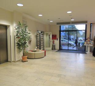 Lobby Best Western Hotel City Ost