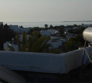Blick von oben - Block 16 Hotel Fiesta Beach Djerba