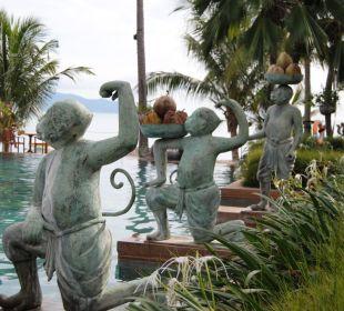 Pool Anantara Bophut Resort & Spa