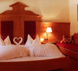 Doppelzimmer Sunnseit Alphotel Tyrol