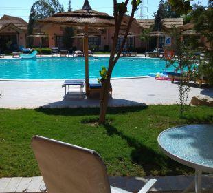 Pool an der Lobby Jungle Aqua Park