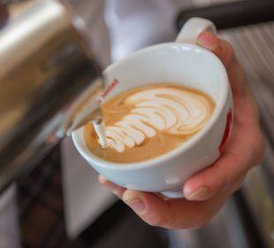 Cappuccino LATTE ART Piccolo Hotel Obereggen