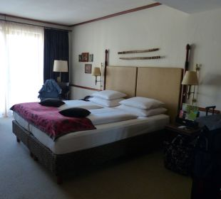 Bett Lindner Park-Hotel Hagenbeck