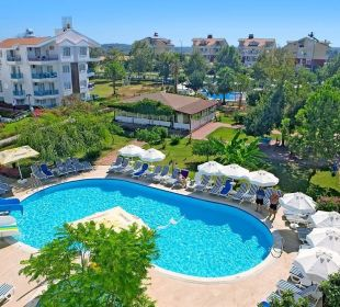 Hotel view  Irem Garden Hotel Family Club