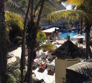 Wunderbare Plätze in der Anlage IFA Catarina Hotel