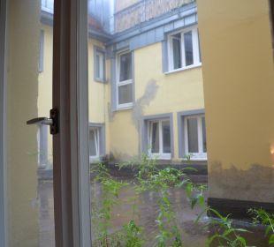 Vue de la chambre Hotel The Medusa