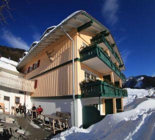 Wohngebäude Hubertus Alpin Lodge & Spa