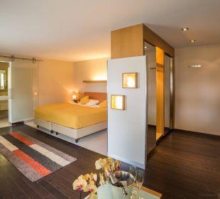 Zimmer 510 in der Dependance Der Öschberghof