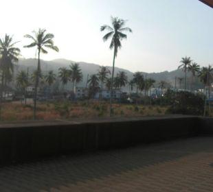 Ausblick Landseite