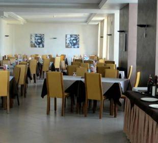 Teilansicht Speisesaal Hotel Bellavista
