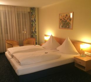 Doppelbett Hotel Schloss Schweinsburg