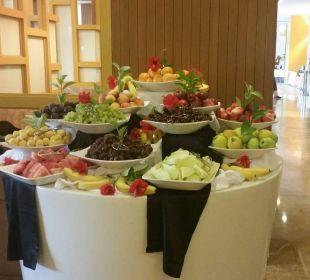 Buffet beim Gala Diner Sensimar Belek Resort & Spa