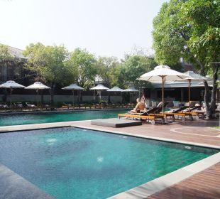 Poolanlage Hotel Rest Detail Hua Hin