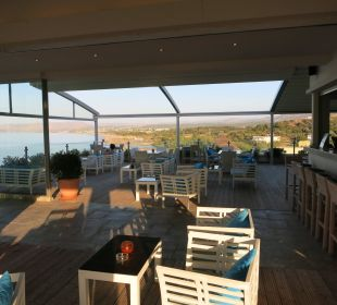 Bar im Princess Hotel Corissia Beach