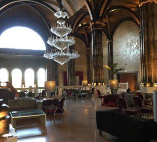 Beeindruckende Lobby Lopesan Villa del Conde Resort & Spa