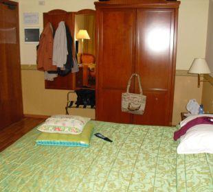 Doppelzimmer Hotel Al Vivit