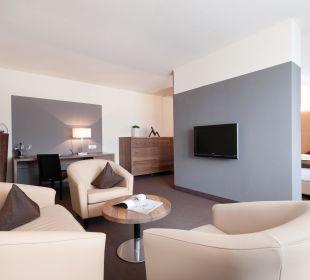 Unsere neue renovierten Zimmer mit Ausblick MIRAMONTI Boutique Hotel