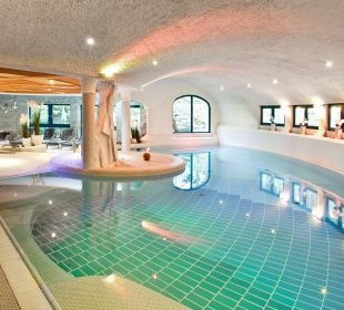 Hallenbad Vital Hotel Zum Ritter