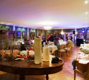 Auch für Familienfeiern mit Tanz und Live-Musik Hotel Forsthaus Damerow