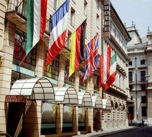 Facade K+K Hotel Opera