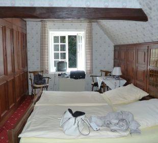 Rustikale Einrichtung Hotel Graf Rolshausen