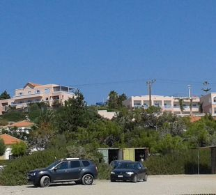 Ansicht vom Strand Hotel Mitsis Rhodos Village & Bungalow