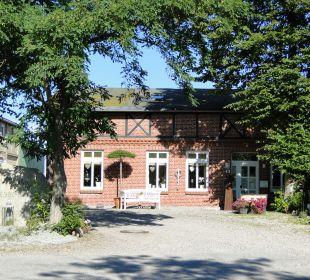 Haupthaus mit Büro Ferienhof Meislahn