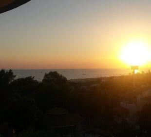 Ausblick aufs Meer  Hotel Side Sun