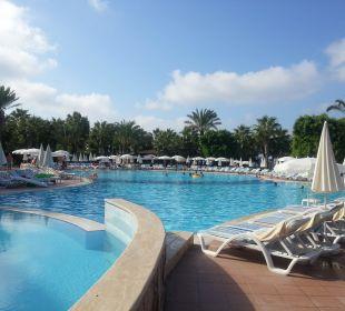 Großer Pool Club Sidera (Vorgänger-Hotel – existiert nicht mehr)
