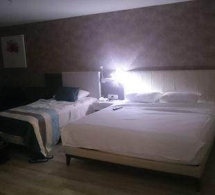 """Großes """"Doppel""""Zimmer SENTIDO Gold Island"""