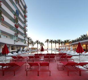 Tower - pool Ushuaia Ibiza Beach Hotel - The Tower / The Club