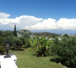 Ausblick vom Hotel Hotel Paradise Corfu