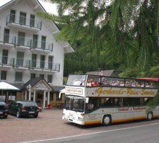 Sportanlagen/Freizeitangebot Hotel Haus am Stein
