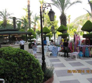 Türkischer Abend - mit kleinem Bazar Hotel Aqua