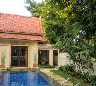 Pool-Villa Hotel Banyan Tree Phuket