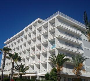 Außenansicht JS Hotel Miramar