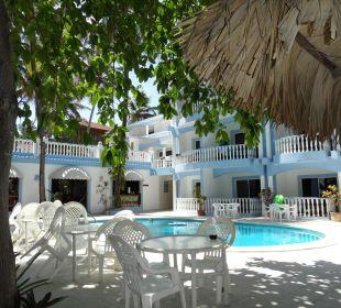 Pool Hotel Tropical Clubs Cabarete